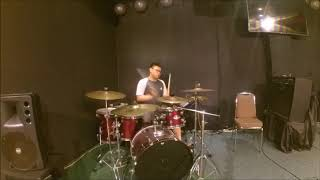 Download Lagu Jaz - Teman Bahagia ( Drum Cover ) Mp3