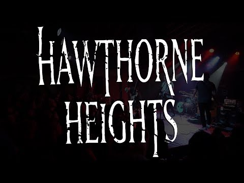 Hawthorne Heights (Full Set) live at 1904 Music Hall