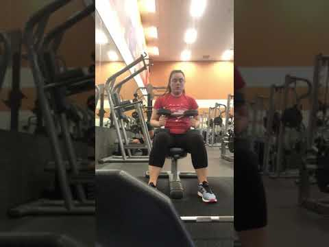 DB shoulder press SS with Bent over BB row