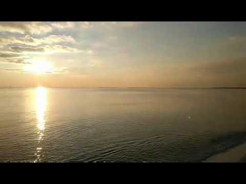 Ochakov autumn sea