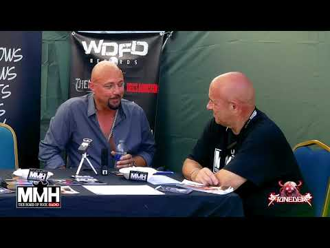 Geoff Tate Interview @ Stonedeaf Festival 2019