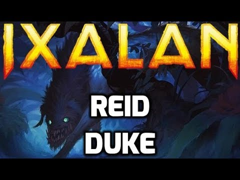 Channel Reid - Ixalan Draft #2