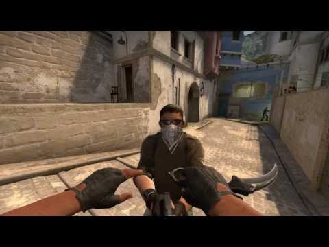 CSGO: All New Knives & Animations [Arms Deal Update]