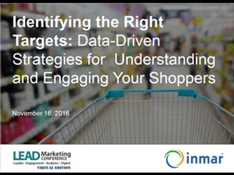 Identifying the Right Targets: Data-Driven Strataegies for Understanding and Engaging Your Customers