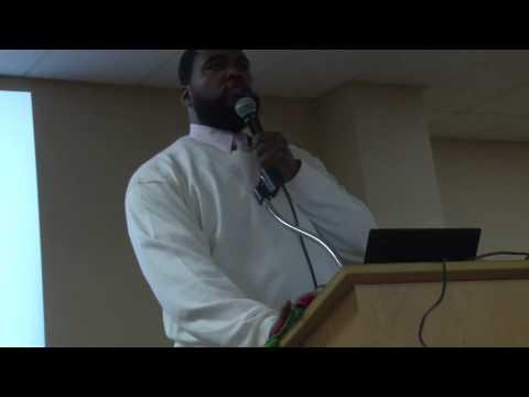 Dr  Umar Johnson @ The Minneapolis Urban League & Interview with Ralph Rahsaan
