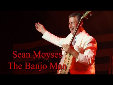 Sean Moyses at The Great British Seaside Special