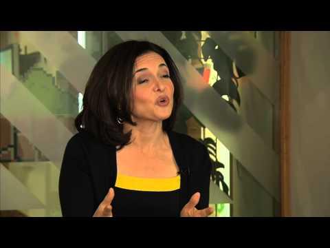 Facebook's Sheryl Sandberg was in Dublin giving Career Advice for Women
