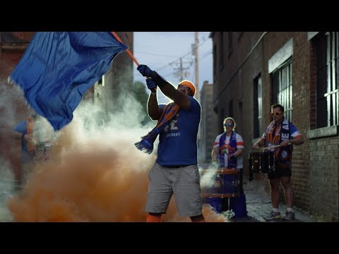 FC Cincinnati - Our Legacy Is Now by Drive Media House