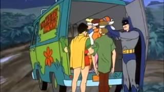 Scooby Doo y Batman