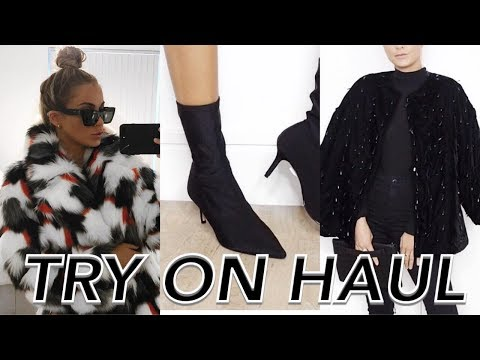 TRY ON CLOTHING HAUL (TOPSHOP, H&M, ZARA)...