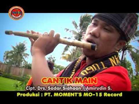 Timbul P. Siahaan Feat. Evi Sinaga - Cantik Main (Official Lyric Video)