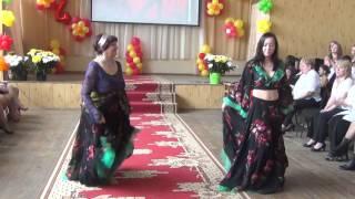 Танцы с учителями. Цыганочка