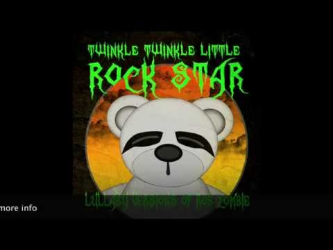 Dragula Lullaby Versions of Rob Zombie by Twinkle Twinkle Little Rock Star