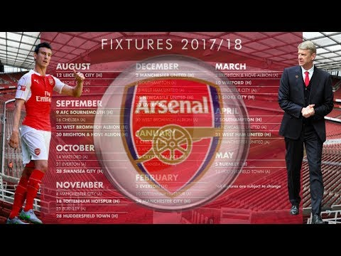 The Fixtures Are Out | I Am Actually Happy