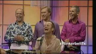 Loose Women: 4 Poofs & A Piano Plus A Special Song For The Loose Women (24.07.09)