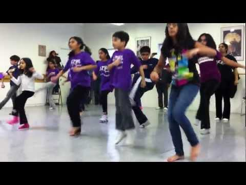 Arya Dance Academy Chak de India Frederick Maryland Travel Video