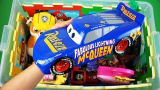 Learn characters, colors & vehicles videos for kids - Ben & Holly, Peppa Pig, Disney Cars and other