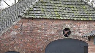 De Goedenberg in Hummelo voor restauratie.