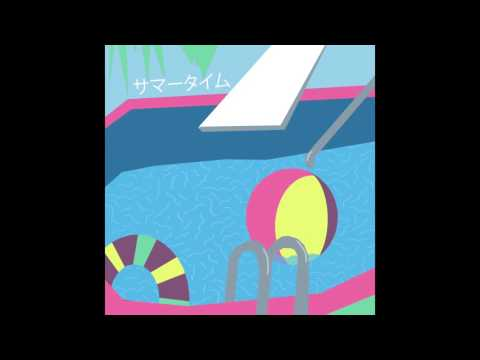 Dan Mason ダン·メイソン  Summertime EP
