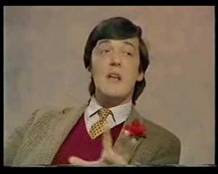 Kenneth Williams Interviews Stephen Fry
