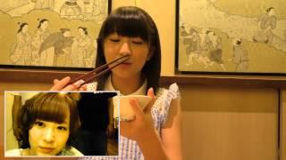 GetNavi7月号のモーニング娘。'15 の連載「むすめシュラン」では、生田...