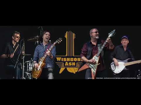 Andy Powell (Wishbone Ash) chats with Jack Antonio (DO YOU KNOW JACK) Feb. 20/2018