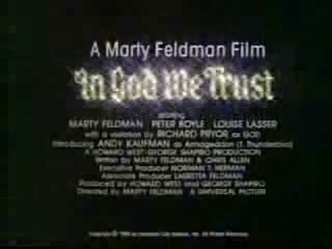In God We Trust 1980 TV Spot