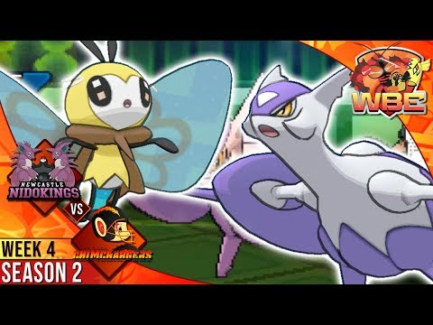 A VERY TOXIC MATCH! - Newcastle Nidokings VS San Diego Chimchargers - Pokémon USUM [WBE S2W4]