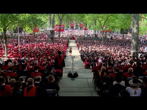 Morning Exercises | Harvard Commencement 2016