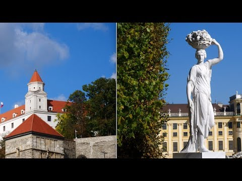 Vienna + Bratislava Travel Video - A Visual Journey (Cinematic B-Roll)
