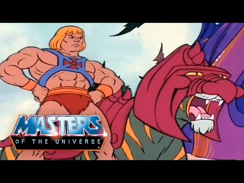 He Man Official | 1 HOUR COMPILATION | He Man Full Episodes | Cartoons for kids | Retro Cartoons