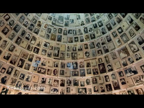 Jerusalem, Israel: Yad Vashem World Holocaust Remembrance Center