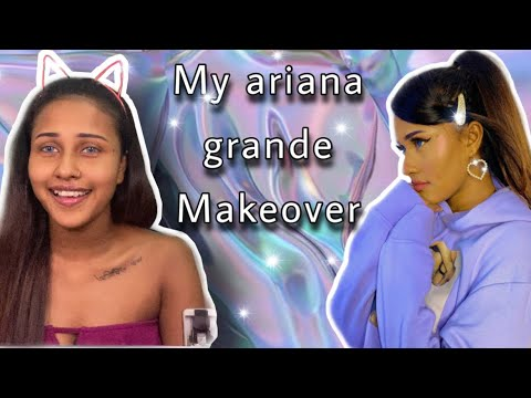 My Ariana Grande Makeover |Jissa Paul | Makeup Tutorial