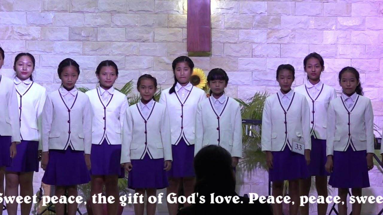 2019 Hosanna Choir Grand Prize Performance in Phnom Penh
