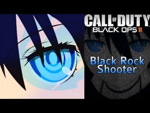 Black Ops 2  Black Rock Shooter v2 Emblem Tutorial Remake