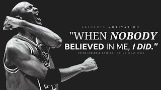 NEVER UNDERESTIMATE ME - Motivational Video