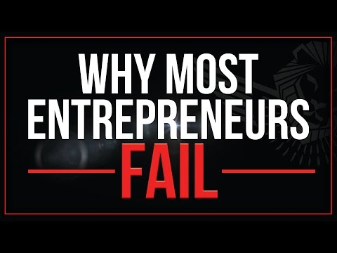 Why Most Entrepreneurs Fail - The Survival Phase of Business