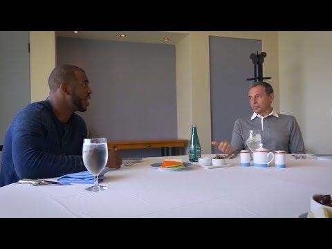 Chris Paul seeks mentor Bob Iger's perspective on free agency | Chris Paul's Chapter 3 | ESPN
