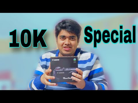 10K Subscriber Special Gift !