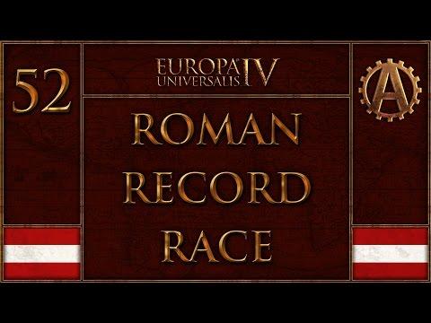 EUIV The Holy Roman Record Race 52