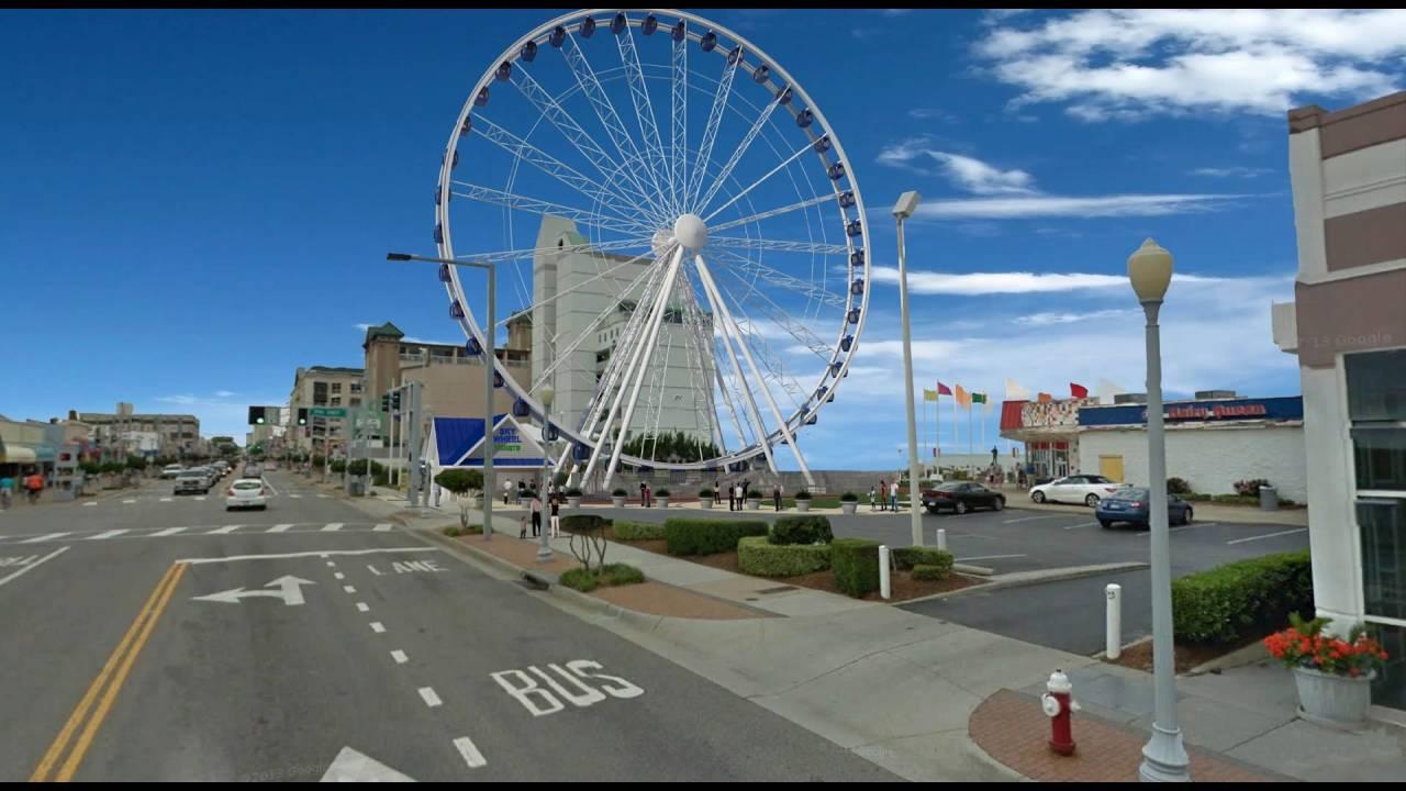 Virginia Beach Ferris Wheel You