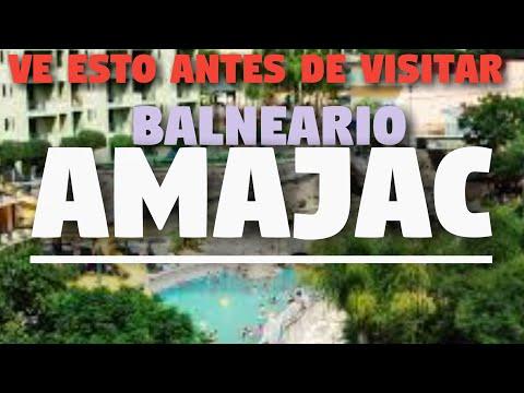 Santa María amajac Hidalgo | Balneario aguas termales