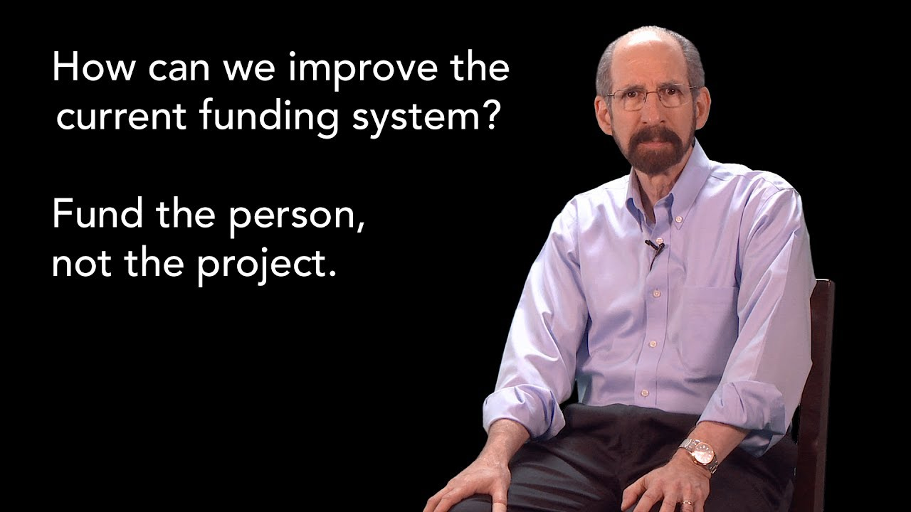 Ronald Germain (NIAID/NIH): NIH Funding Should Support People, Not Projects