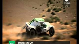2016 01 09 Euronews Africa Eco Race 2016