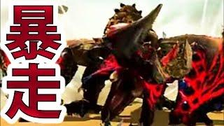 【MHXX実況】『鏖魔ディアブロス』の攻撃力がやばいw-PART13-【モンハンダブルクロス】【全クエ制覇を目指して】