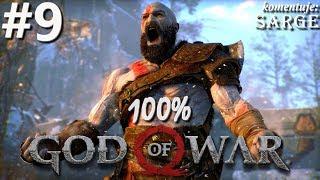 Zagrajmy w God of War 2018 (100%) odc. 9 - Niedokończone sprawy