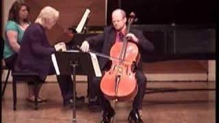 Play Sonata for cello & piano No. 5 in D major, Op. 102/2