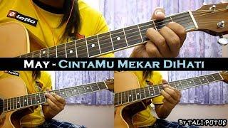 May Cintamu Mekar DiHati Instrumental Full Acoustic Guitar Cover