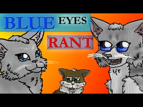 Warrior Cats SHOULDN'T Have BLUE Eyes