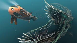 Top 10 Real Sea Monsters